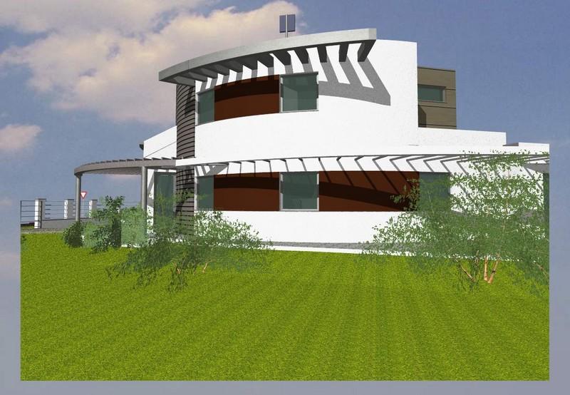 könnyűszerkezetes ház tervezés referenciák