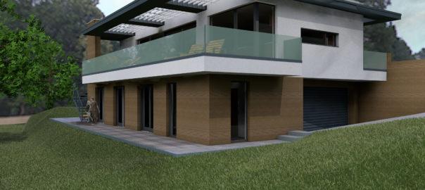 újépítésű családi ház II kerület Jegesmedve lejtő