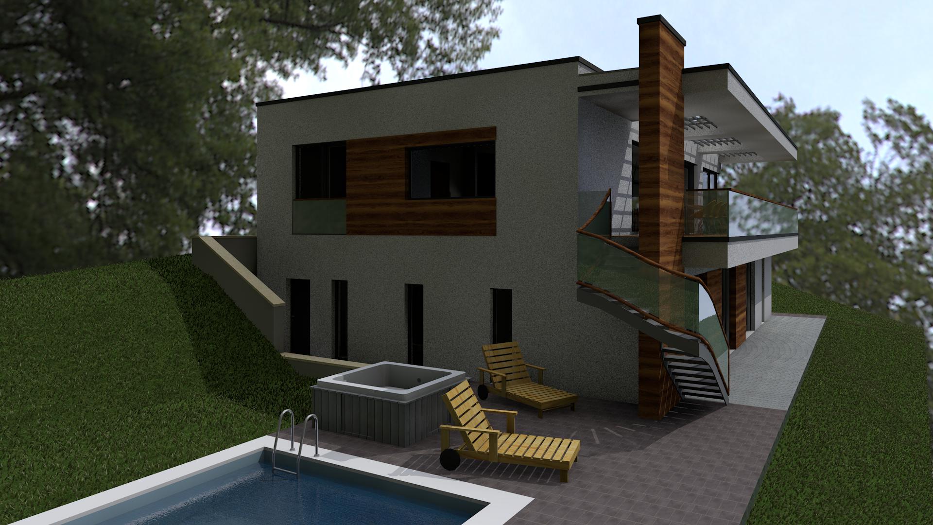 prémium újépítésű családi ház eladó
