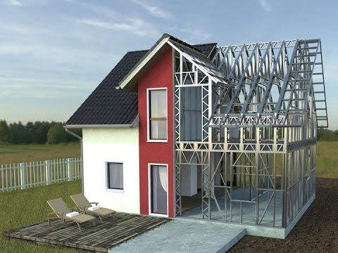 acélszerkezetes ház megrendelésének folyamata