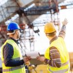 acélszerkezetes építőipari szakember